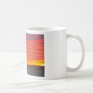 House at Sunset - 2 Coffee Mug