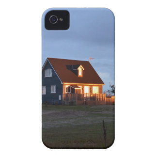 House Behind The Dunes iPhone 4 Cover