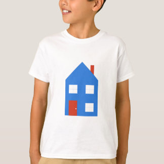 House blue T-Shirt