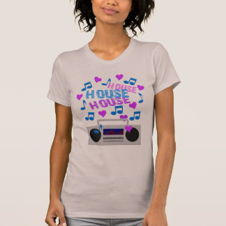 House Boombox shirt - choose style & color