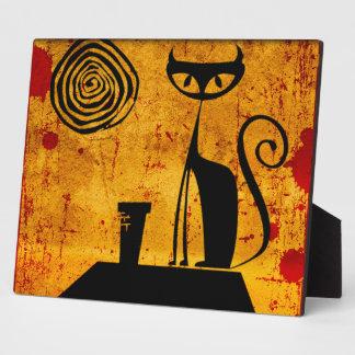 House Cat Plaque