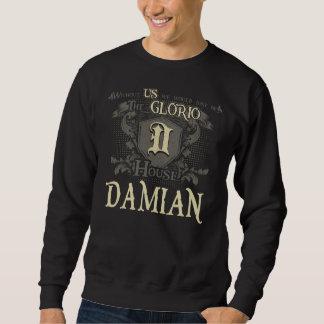 House DAMIAN. Gift Shirt For Birthday