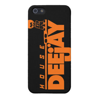 House Deejay Cases For iPhone 5