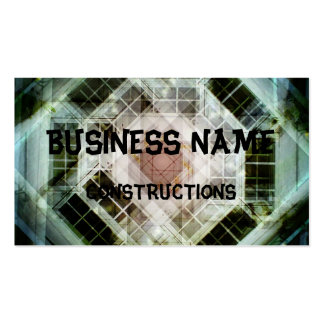 house door pack of standard business cards