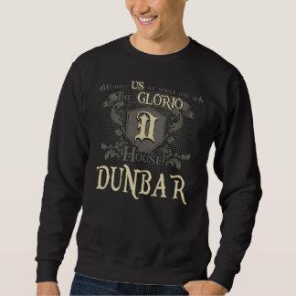 House DUNBAR. Gift Shirt For Birthday