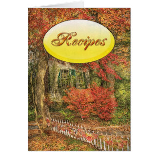 House - Festive - Van Gogh - Westfield, NJ - Greeting Card