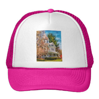 House - Fit for a Queen Trucker Hat