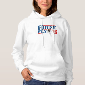 HOUSE FLY 2016 -- Presidential Election 2016 - Hoodie