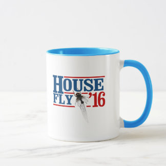 HOUSE FLY 2016 -- Presidential Election 2016 - Mug