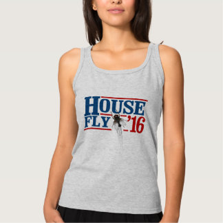 HOUSE FLY 2016 -- Presidential Election 2016 - Singlet