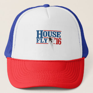 HOUSE FLY 2016 -- Presidential Election 2016 - Trucker Hat