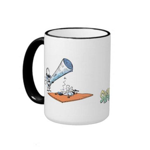 House Fly Martial Arts Coffee Mug