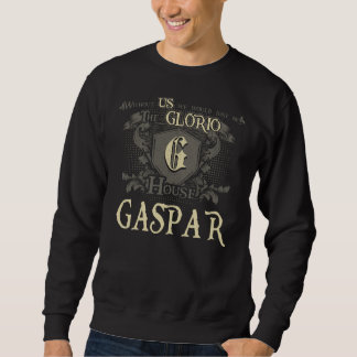 House GASPAR. Gift Shirt For Birthday
