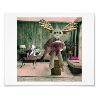House Guest Print Photo Art