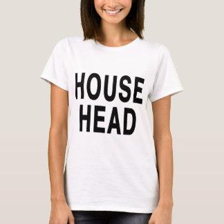 HOUSE HEAD design T-Shirt