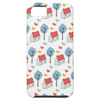House Hearts iPhone 5 Covers