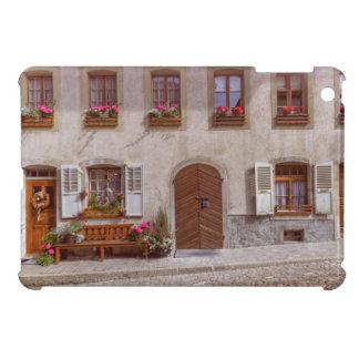 House in Gruyere village, Switzerland Case For The iPad Mini