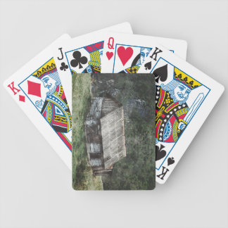 House In The Hills Bicycle Playing Cards