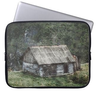 House In The Hills Laptop Sleeve