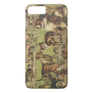 House Kennel and Field by Ives 1893 iPhone 7 Plus Case