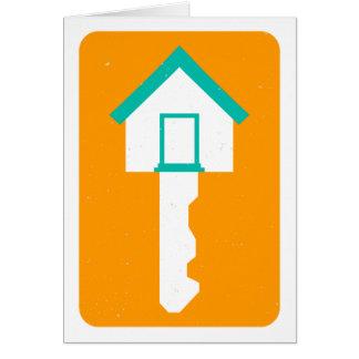 house key card