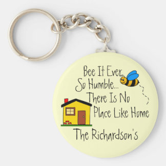 House Keys-Personalize It! Key Ring