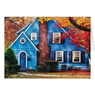 House - Little Dream House Greeting Card