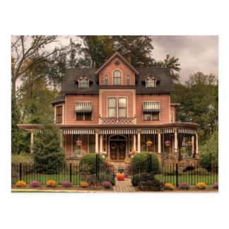 House - Living doll house Postcard
