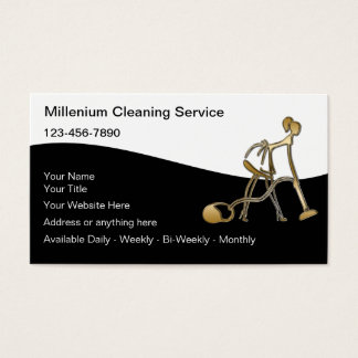 House Maid  Business Cards
