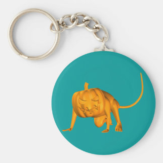 House Mouse Basic Round Button Key Ring