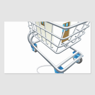 House mouse trolley concept stickers
