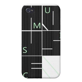 House Music iPhone Case Case For iPhone 4