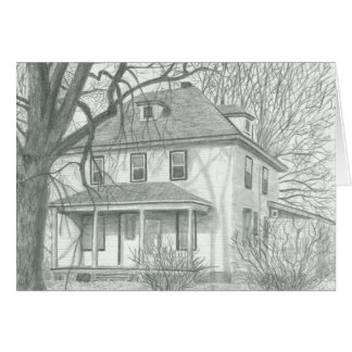 House Notecard