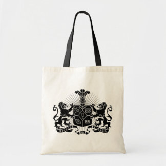 House of Falmouth Crest Budget Tote Bag
