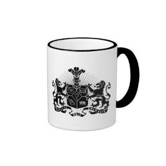 House of Falmouth Crest Coffee Mug