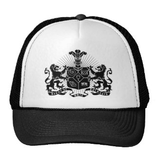 House of Falmouth Crest Hats
