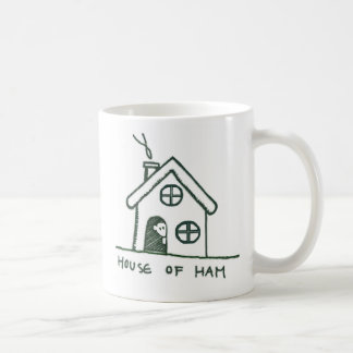 house of hamster edited whiteout, 2007, August 18, Coffee Mug