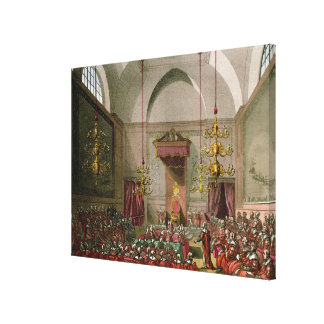 House of Lords Canvas Prints