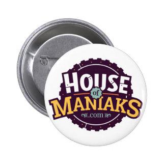 House of Maniaks Logo Button