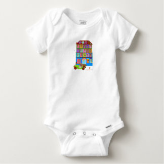 House of Moods Baby Clothes Baby Onesie