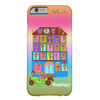 House of Moods by The Happy Juul Company Barely There iPhone 6 Case
