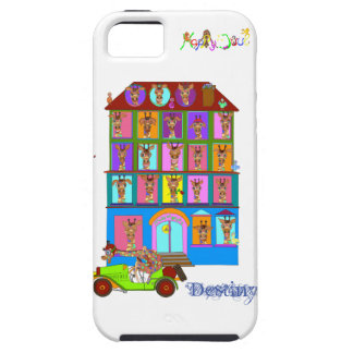 House of Moods by The Happy Juul Company iPhone 5 Cover