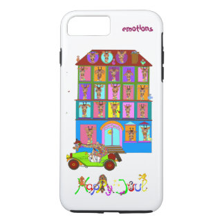 House of Moods by The Happy Juul Company iPhone 7 Plus Case