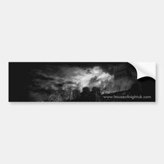 House Of Night - UK Bumper Sticker