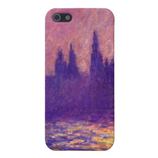 House of Parliament Sunlight Effect, Claude Monet Cover For iPhone 5