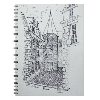 House of Princess Anne of Brittany | Saint-Malo Notebooks