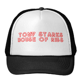 House of Ribs hat