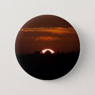 House Of The Falling Sun 6 Cm Round Badge