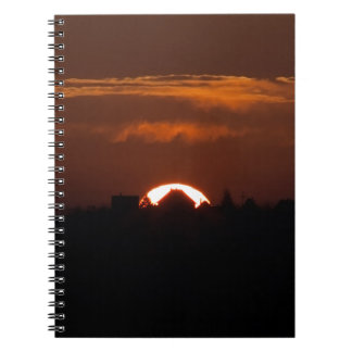 House Of The Falling Sun Notebooks