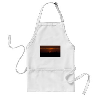 House Of The Falling Sun Standard Apron